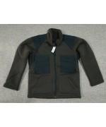 Флисовая куртка 2-й слой армии США, коричневая, новая