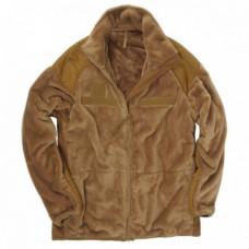 Флисовая куртка 3 слой армии США GEN III-LEV 3, койот, новая