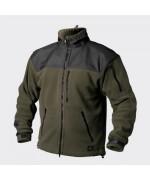 "Флисовая куртка Helikon ""Classic Army"", олива/черная, новая"