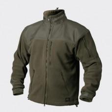 "Флисовая куртка Helikon ""Classic Army"", олива, новая"