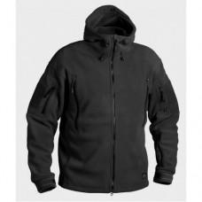 """Флисовая куртка """"Patriot"""", черная, новая"""