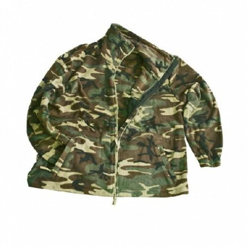 Флисовая куртка, woodland, новая