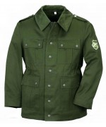 Куртка армии Венгрии ,олива ,б/у