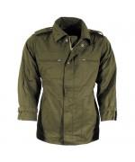 Куртка армии Чехословакии, олива, б/у