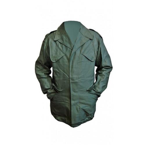Куртка армии Голландии, олива, новая