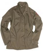Куртка боевой группы рабочего класса ГДР, олива, новая