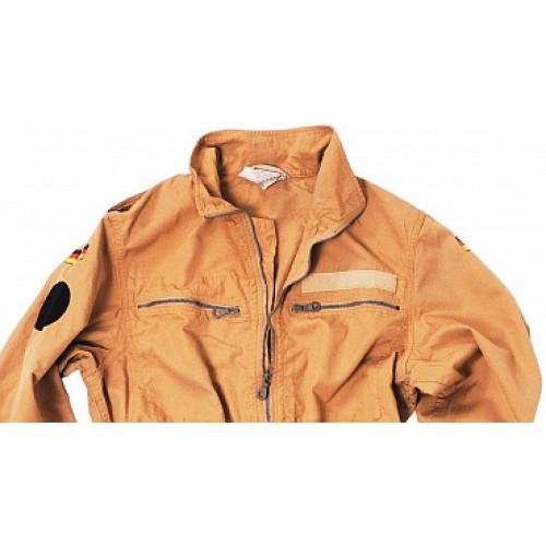 Куртка для жаркой погоды ВМФ Бундесвера, койот, б/у