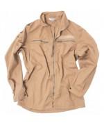 Куртка для жаркой погоды ВМФ Бундесвера, койот, новая