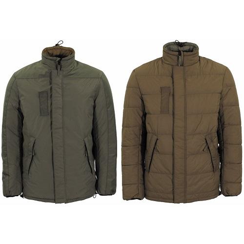 Куртка двухсторонняя армии Голландии, олива/койот, как новая