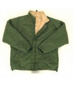 Куртка двусторонняя армии Великобритании, олива-песочная, б/у 2 категория