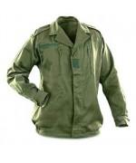 Куртка F2 армии Франции, олива, новая