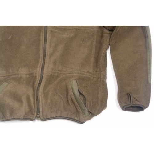 Куртка флисовая армии Австрии, олива, б/у