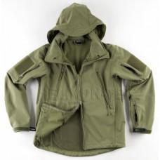 "Куртка Helikon ""Gunfighter"", олива, новая"