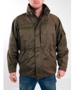Куртка  KAZ-02  армии Австрии, олива, б/у