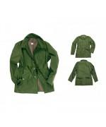 Куртка М-59 армии Швеции, олива, новая