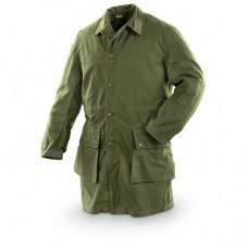 Куртка М-59  с подстёжкой армии Швеции, олива, новая