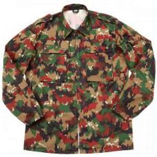 Куртка  M-83  армии Швейцарии, альпенфляге, б/у
