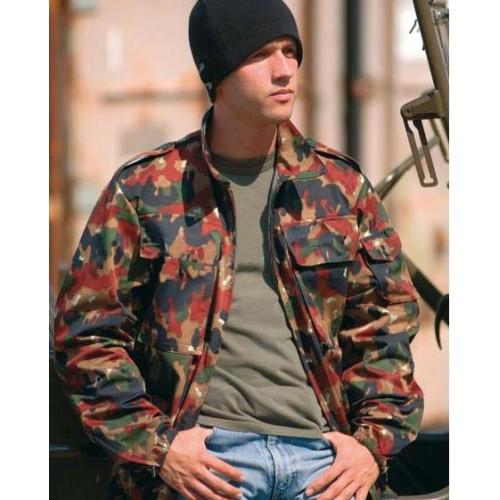 Куртка M-83 армии Швейцарии, альпенфляге, как новая