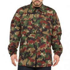 Куртка M-83 армии Швейцарии, альпенфляге, новая