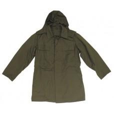 Куртка M-85 армии Чехословакии без подстёга, олива,  б/у