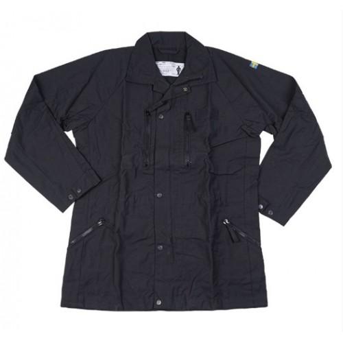 Куртка M 90 армии Швеции, черная, новая