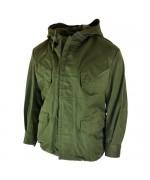 Куртка М64 армии Бельгии, олива, новая