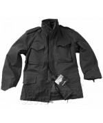 Куртка M65 Helikon с подстёгом, чёрная, новая