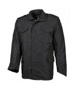 Куртка M65 Max Fuchs с подстёгом, чёрная, новая