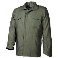 Куртка M65 Max Fuchs с подстёгом, олива, новая