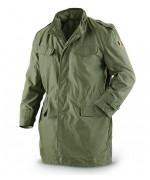 Куртка М89 армии Бельгии, олива, б/у хорошее состояние