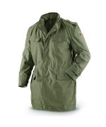 Куртка М89 армии Бельгии, олива, б/у