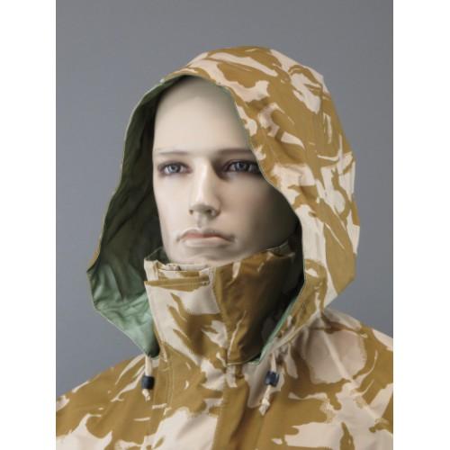 Куртка мембранная Gore-Tex армии Великобритании, DDPM, б\у
