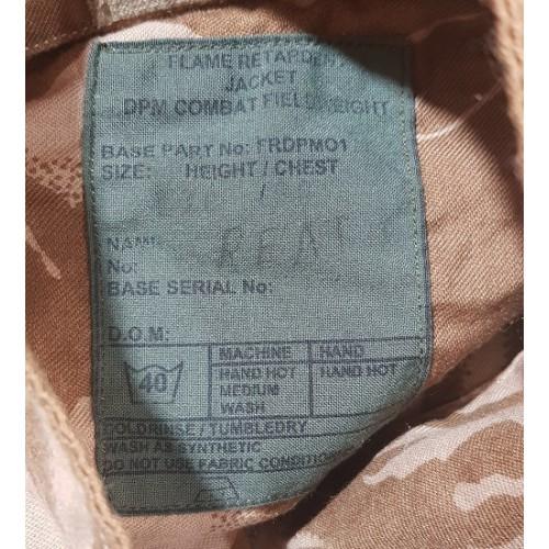 Куртка негорючая спецназа армии Великобритании, DDPM, б/у хорошее состояние