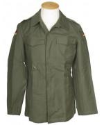 Куртка полевая старого образца Бундесвера молескин, олива, новая