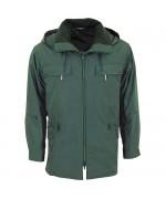Куртка полиции Германии, зеленая, как новая