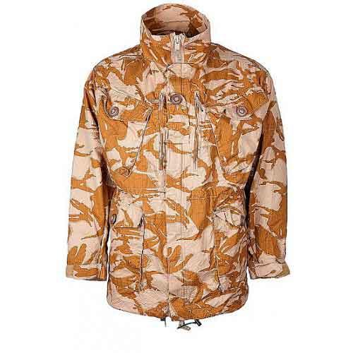 Куртка SAS армии Великобритании Rip Stop , DDPM, новая