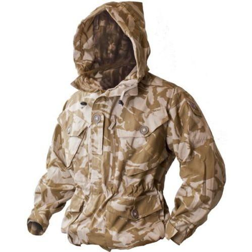 Куртка SAS армии Великобритании Rip Stop Windproof, DDPM, новая