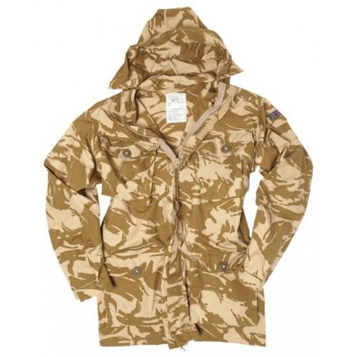 Куртка SAS армии Великобритании Windproof, DDPM, б/у