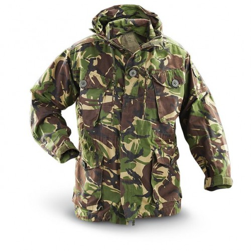 форма НАТО, куртка армии Великобритании