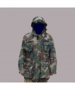 Куртка SMOCK армии Голландии, woodland, б/у