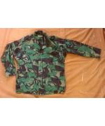 Куртка Smock Combat армии Великобритании, DPM, б/у
