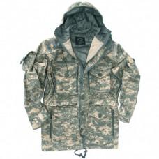Куртка smock lightweight, acu digital, новая