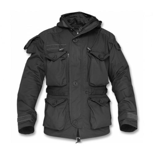 Куртка smock lightweight, чёрная, новая