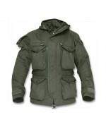 Куртка smock lightweight, олива, новая