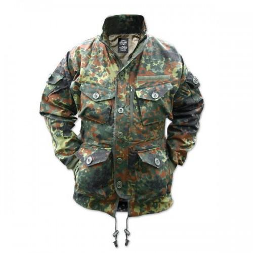 Куртка спецназа  Бундесвера  KSK, флектарн, новая