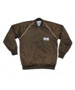 Куртка спортивная армии Италии, коричневая, б/у
