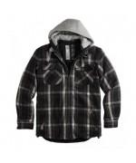 Куртка утеплённая Lumberjack Jacket, чёрная