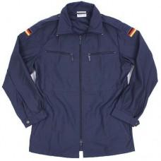 Куртка  ВМФ Бундесвера, синяя, б/у