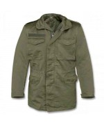 Куртка M65 армии Австрии, олива, б/у