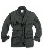 Лёгкая куртка BDU Jacket, чёрная, новая